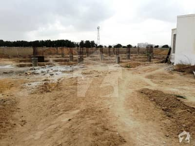 Plot For Sale In Sachal Sarmast Society