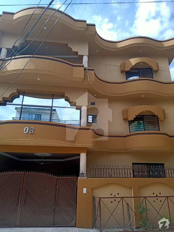 گلبرگ گرینز گلبرگ اسلام آباد میں 9 کمروں کا 14 مرلہ مکان 2.25 کروڑ میں برائے فروخت۔