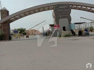 Saima Arabian Villas Plot For Sale