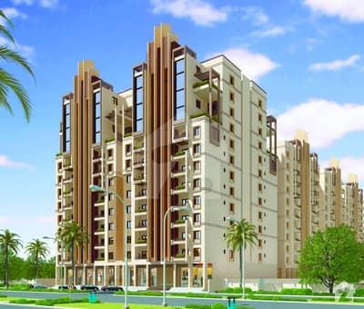 فلکناز ڈاینیسٹی کراچی میں 2 کمروں کا 5 مرلہ فلیٹ 1.02 کروڑ میں برائے فروخت۔