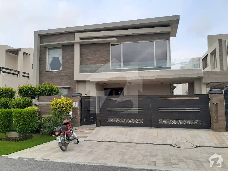 One Kanal Brand New Beautiful Bungalow For Sale