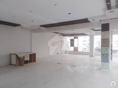 1st Floor Office Is Up For Sale In Khayaban E Bukhari Street 11  Muslim Commercial Corner