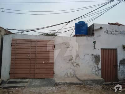 4.5 Marla House Is Available For Sale In Adda Johal 97 RB Tehsil Jaranwala Faisalabad