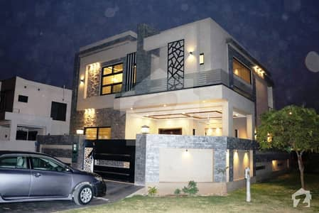 Corner Mazhar Munir Design Brand New 7 Marla Bungalow For Sale In Dha Phase 6 Block J