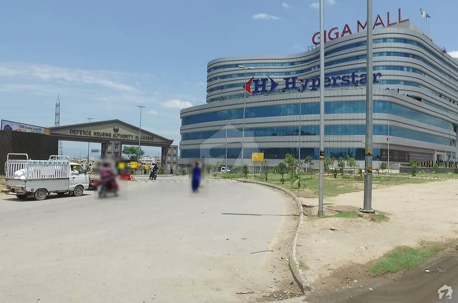 South Facing 1 Kanal Residential Prime Location Plot For Sale In DHA 2 Islamabad