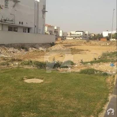 ڈی ایچ اے فیز 5 - بلاک ایل فیز 5 ڈیفنس (ڈی ایچ اے) لاہور میں 10 مرلہ رہائشی پلاٹ 2.1 کروڑ میں برائے فروخت۔