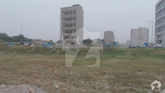 4 Marla Corner Commercial Plot Is Available For Sale In DHA Phase 8 Commercial Broadway Block B Lahore