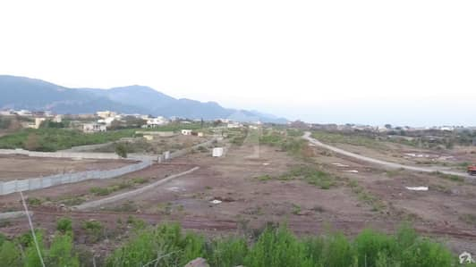 Plot Is Available For Sale Bhara kahu Islamabad