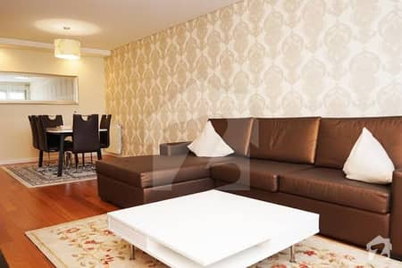 Luxurious 3 Bed Drawing Dining Fully Decorated Flat Available For Sale With Roof With Completion Certificate This Image Is Only For Attraction