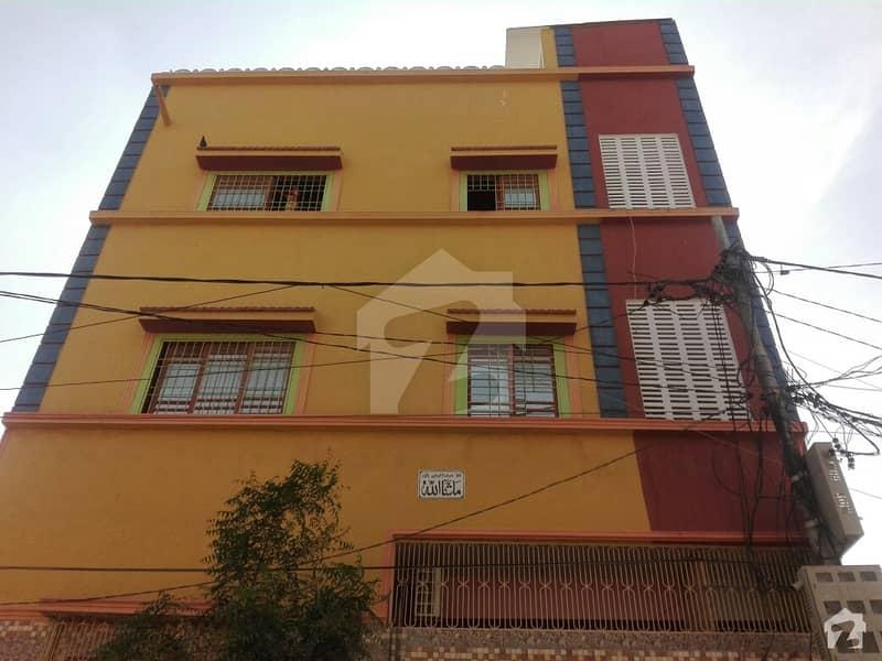 بھٹائی کالونی کورنگی کراچی میں 6 کمروں کا 5 مرلہ مکان 2.25 کروڑ میں برائے فروخت۔