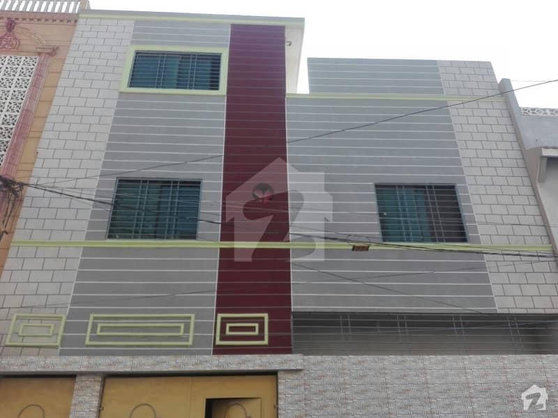 بھٹائی کالونی کورنگی کراچی میں 4 کمروں کا 5 مرلہ مکان 1.9 کروڑ میں برائے فروخت۔