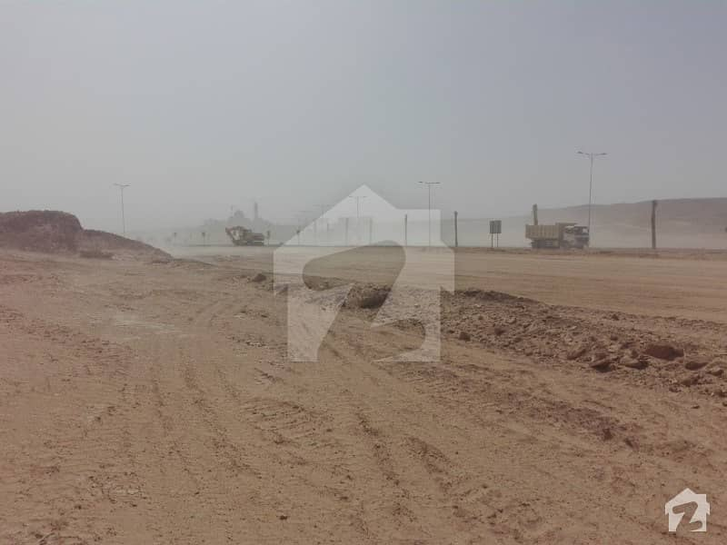 Full Paid 250 Sq Yards Residential Plot For Sale Located In Bahria Town  Precinct 30