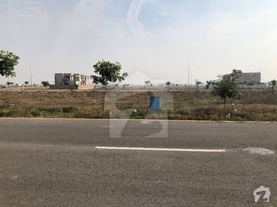 1 Kanal Plot No 524 Block V Dha Phase 8 On 70 Feet Road