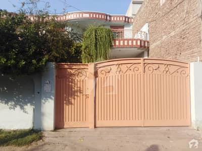 11 Marla Double Storey House Available For Rent In Zakariya Town