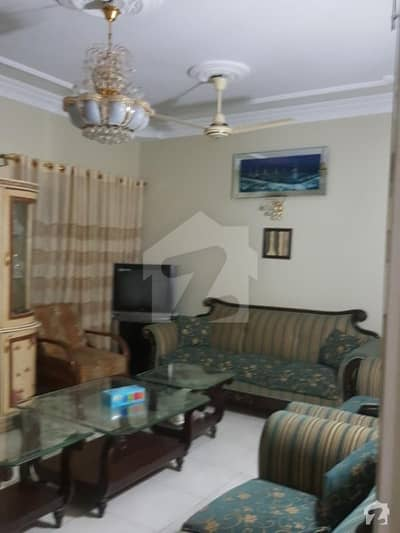 3 Bed Drawing Dinning Apartment  Is Available At Good Location