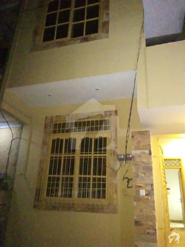 گلستانِِ جوہر ۔ بلاک 12 گلستانِ جوہر کراچی میں 2 کمروں کا 3 مرلہ مکان 87 لاکھ میں برائے فروخت۔