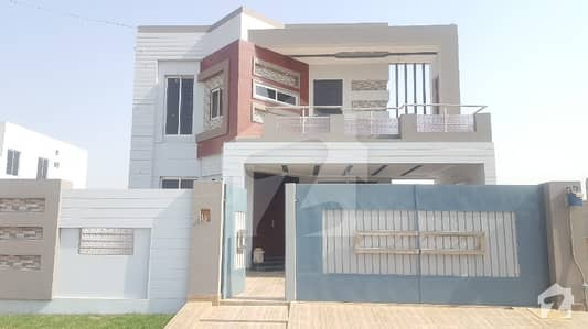 Park Facing  Brand New House Is Available For Sale