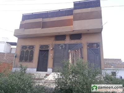5 Marla Double Storey House For Sale In Doran Poor Near To Peshawar Motorway