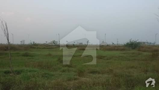 Block Y Plot No 2044 10 Marla Main 150 Feet Road Possession Plot For Sale In Phase 7
