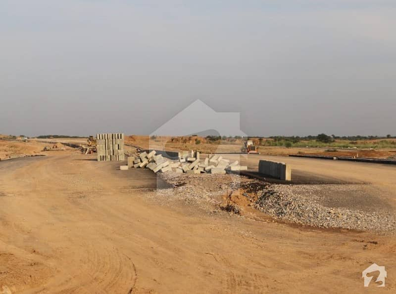 10 Marla Residential Plot Is Available For Sale On Installment In Blue World City Rawalpindi