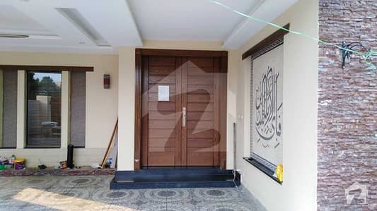 1 Kanal House For Sale In Bahria Town Overseas A Lahore