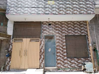 3 Marla Double Storey House For Sale At Zafar Colony