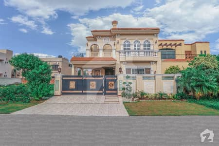 Facing Park 10 Marla Spanish Fasial Rasool House For Sale In Low Price