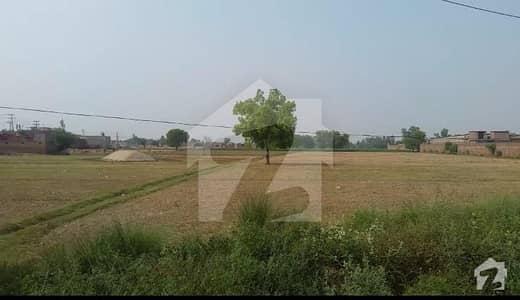 فیروزپور روڈ لاہور میں 400 کنال زرعی زمین 1 ارب میں برائے فروخت۔
