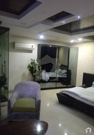Like New Low Budget Studio Apartment Available for Rent u can use it for business meeting purpose very affordable price at Bahria Town Lahore