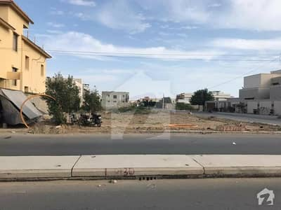 120 Sq Yard Residential Plot Is Available For Sale In Dha Phase 7 Extension