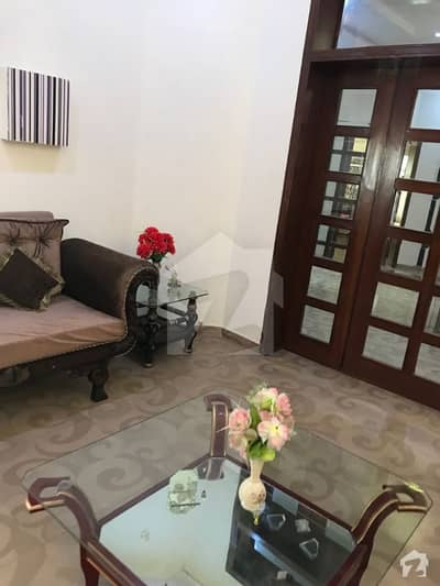 10 Marla Brand New Furnished House For Rent On Good Location