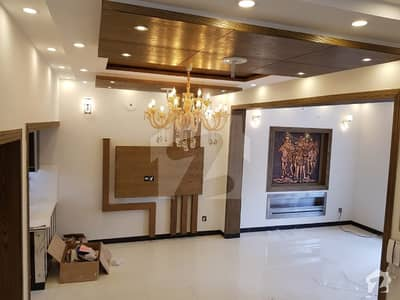 Near To Park And Jamia Masjid 5 Marla Brand New House For Rent In Cc Block Sector D Bahria Town Lahore