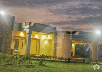 برکی روڈ کینٹ لاہور میں 3 کمروں کا 27 کنال فارم ہاؤس 16 کروڑ میں برائے فروخت۔