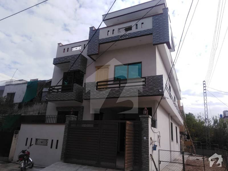 Brand New Corner House For Sale In  I-10/1