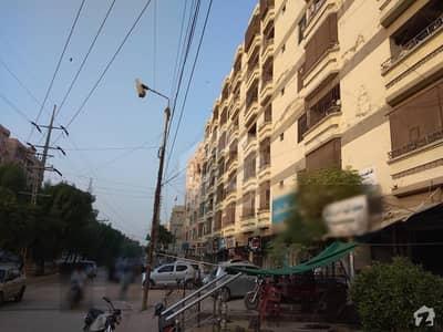Flat available for sale at Abdullah Corner wadhu wah road Qasimabad Hyderabad