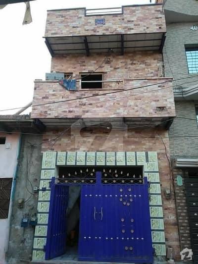 نشاط آباد فیصل آباد میں 3 کمروں کا 3 مرلہ مکان 25 لاکھ میں برائے فروخت۔