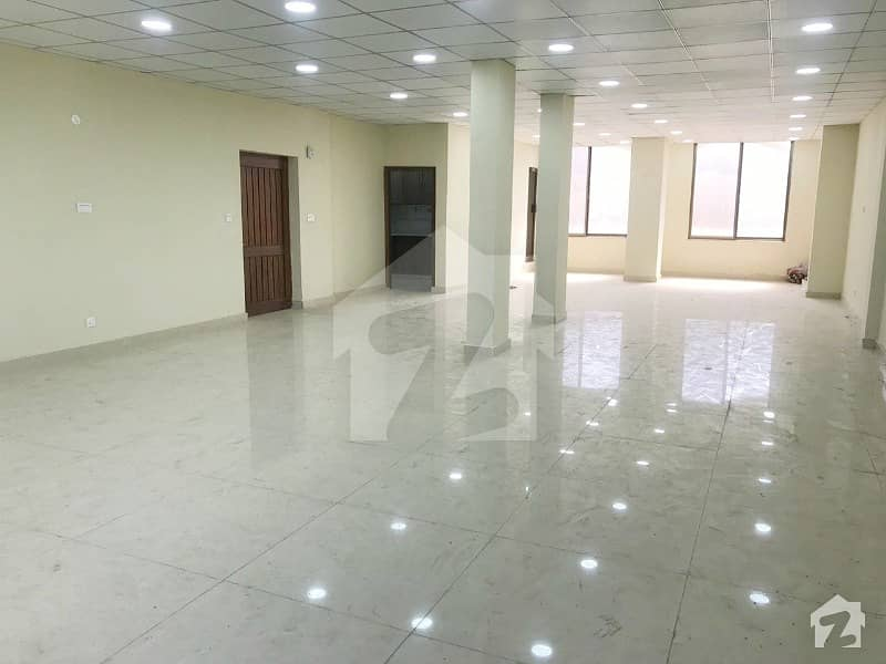 Newly Renovated Office Is For Sale In Main Jinnah Avenue Blue Area Islamabad