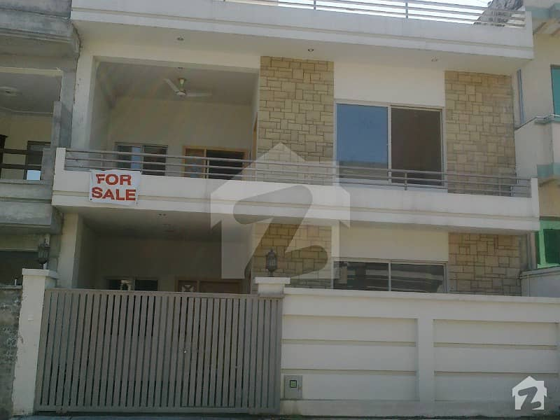 Double Storey House Available For Sale In I10