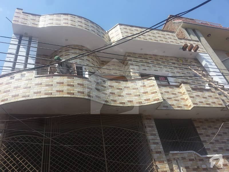 Brand New Beauty Full Double Storey House For Rent