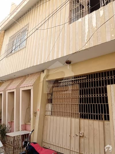 Federal B Area Block 8 - 120 Sq Yd  House For Sale