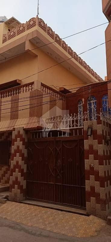 گلستانِ سجاد حیدر آباد میں 5 کمروں کا 5 مرلہ مکان 95 لاکھ میں برائے فروخت۔