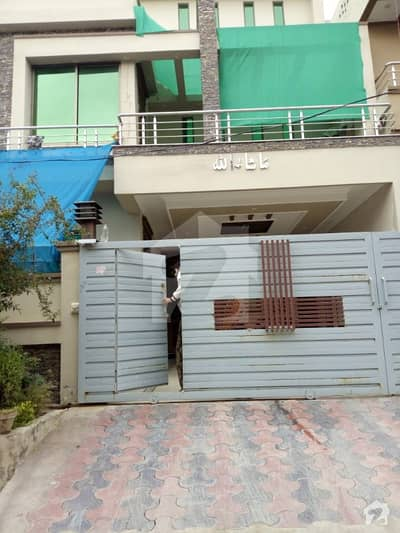 Newly Constructed 8 Marla Double Storey House For Sale In Airport Housing Society Rawalpindi