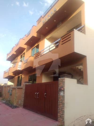 Brand New 11 Marla Duplex 12 Beds House For Sale
