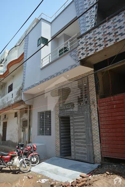 سوسائٹی کالونی سرگودھا میں 4 کمروں کا 3 مرلہ مکان 55 لاکھ میں برائے فروخت۔