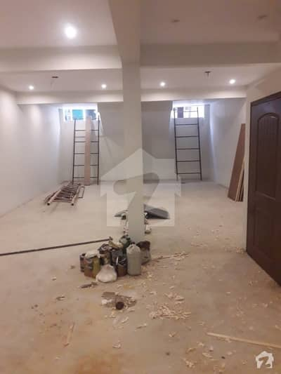 850 Sqft Brand New Basement In Rahat Commercial Phase 6
