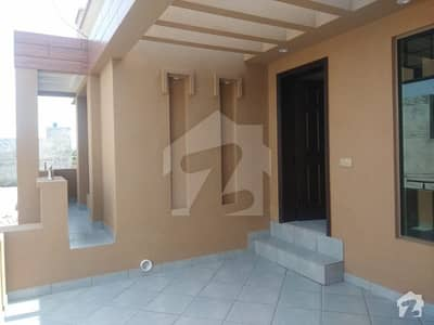 7 Marla brand new park facing double story house available for rent