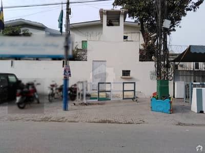 3 Kanal Semi Commercial House Is Available For Sale
