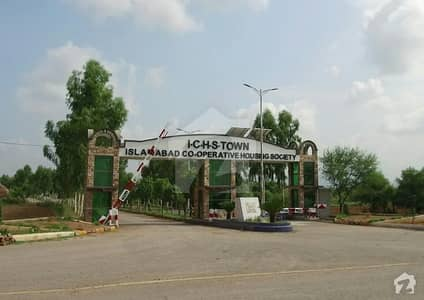 1 Kanal Plot Available For Sale Near Main Road Of Ichs Town