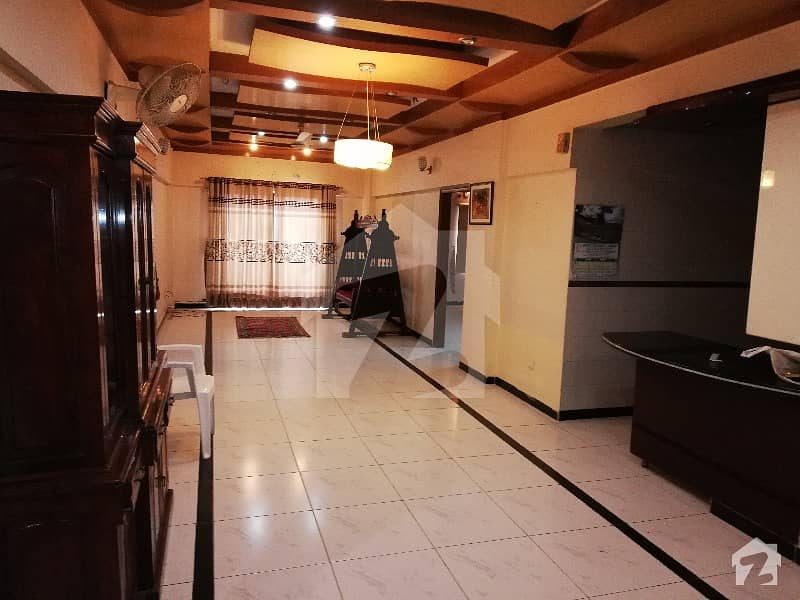 Furnished Flat For Rent In Khalid Bin Walid Road With 3 Bedrooms 3 Bathrooms