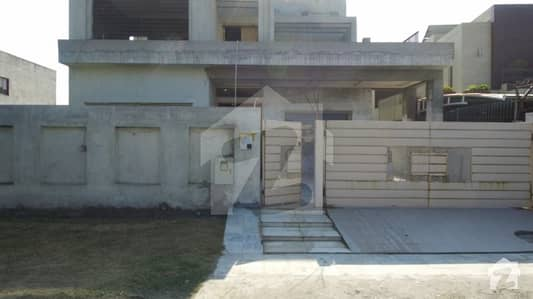 1 Kanal Under Construction House For Sale In A Block Of HBFC Housing Society Lahore